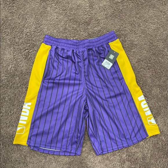Authentic Official NBA NET-DRY Basketball Short